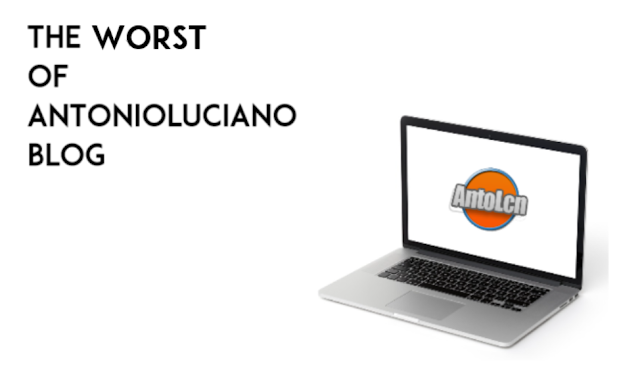 antonio luciano blogging blog