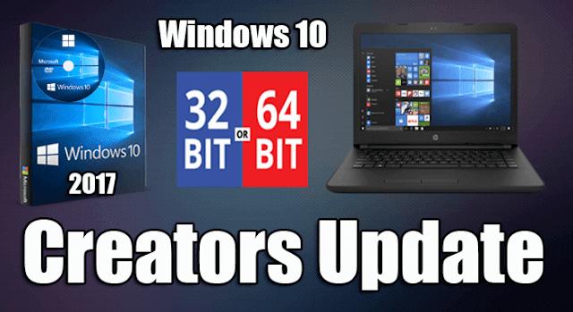 Windows 10 Creators Update 1703 Download