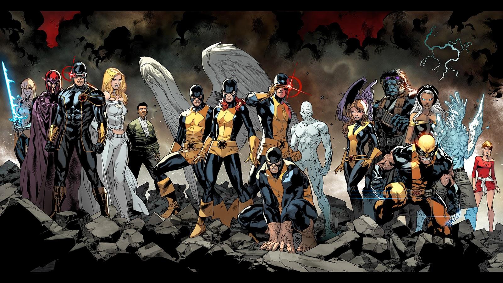 Comic Wallpapers X Men Comic Wallpaper