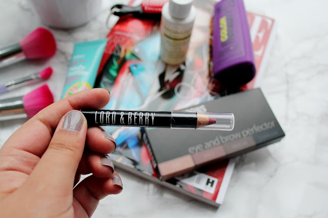 Lord and Berry Lipstick Pencil Review