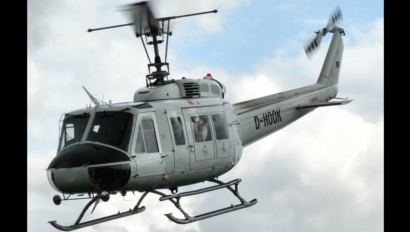 Helikopter Jenis Bell 205 A1