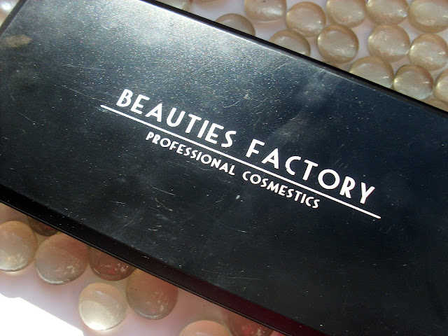 Beauties Factory Profesional Cosmetics nr BF23/06