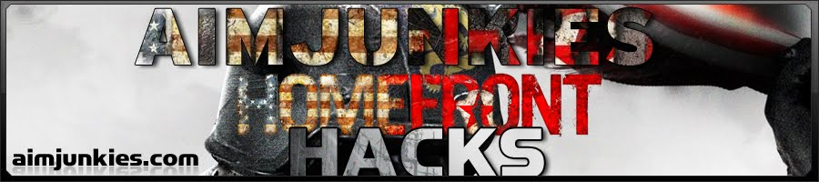 Homefront Hack Homefront Cheat and  Aimbot