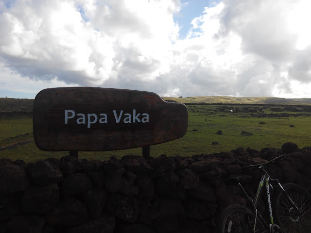 Papa Vaka, Isla de Pascua