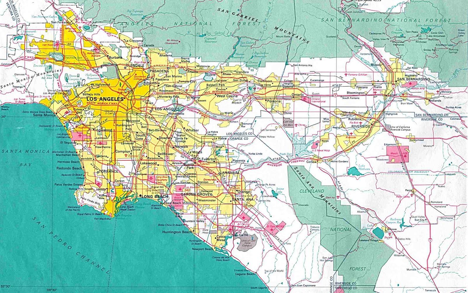 maps of dallas: Map of Los Angeles Map Greater Los Angeles on map greater tacoma, map long beach, map hollywood, map bay area, map greater nashville, map bangkok tourist attractions, map inland empire, map greater denver, greater toronto area, map san francisco, map new york, map greater boston, map anaheim, map santa monica, atlanta metropolitan area, map beverly hills, inland empire, los angeles metropolitan area, dallas/fort worth metroplex, map santa barbara, seoul national capital area, map san gabriel valley, baltimore–washington metropolitan area, new york metropolitan area, greater houston, map salt lake city, map south orange county, map minneapolis, greater tokyo area, map silicon valley, los angeles county, san diego metropolitan area, orange county,