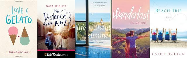 5 libri da leggere in estate
