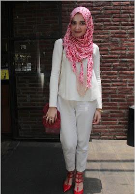 Fashion Terbaru Muslimah di Indonesia 4