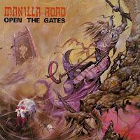 """Το τραγούδι των Manilla Road """"Weavers Of The Web"""" από το θρυλικό album """"Open the Gates"""""""