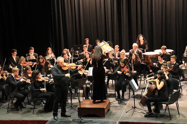 Orquesta Sinfónica del Conservatorio de Barakaldo