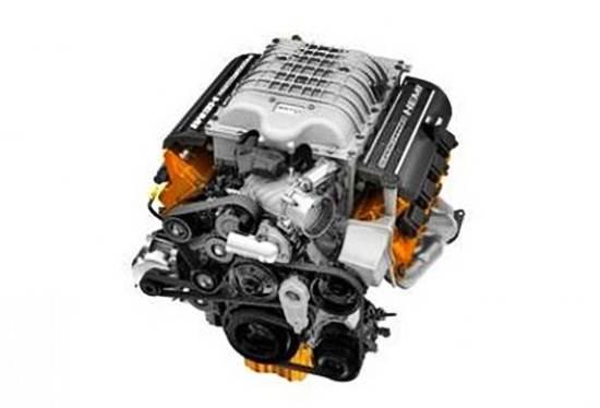 2017 Dodge Ram 1500 SRT Hellcat Release