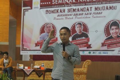 Indonesia Butuh Pemuda Berkarakter