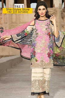 Firenze by Rani Emaan Premium Eid Collection 2017
