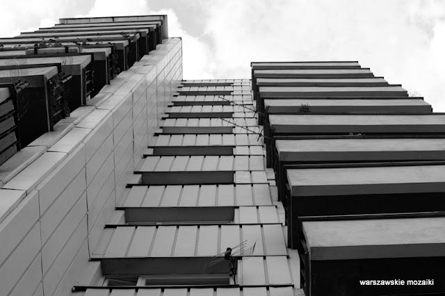 Warszawa Warsaw blokowiska blok bloki  blokowisko architektura miasto Praga Północ