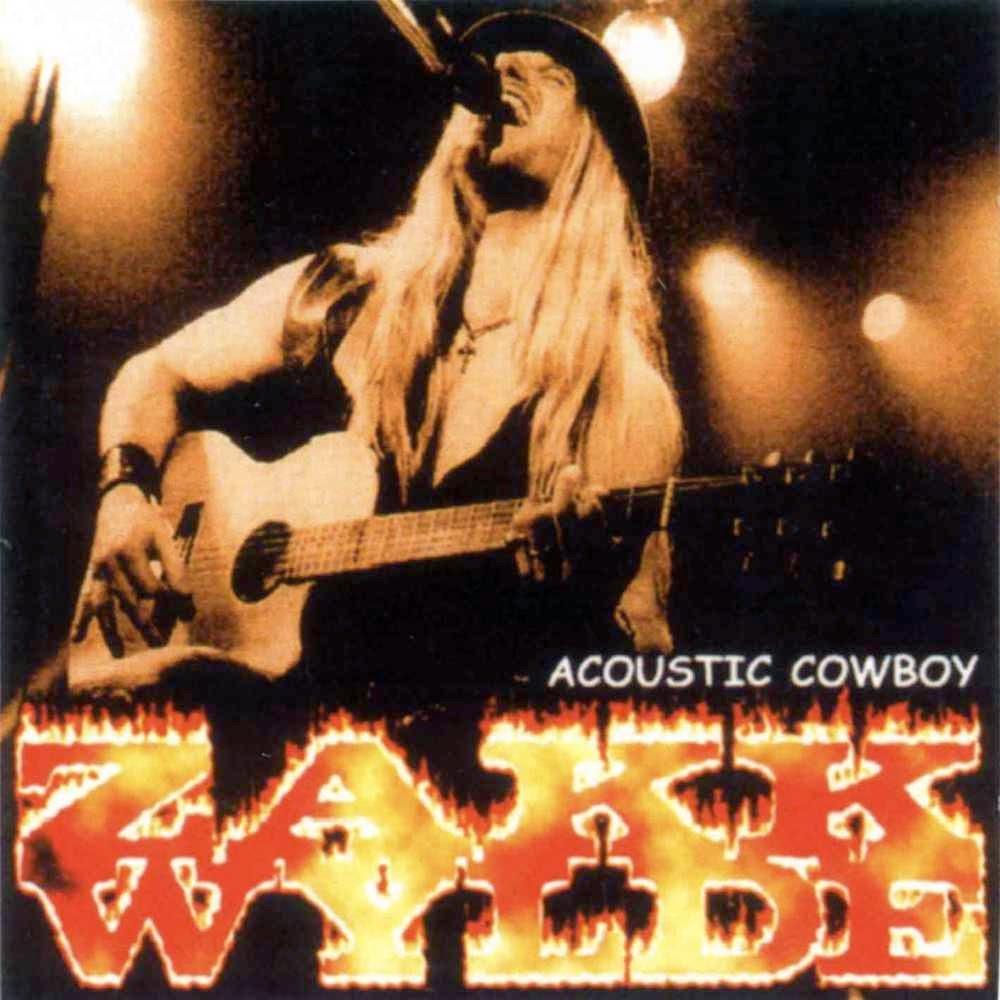 Bootleg Addiction Zakk Wylde Acoustic Cowboy