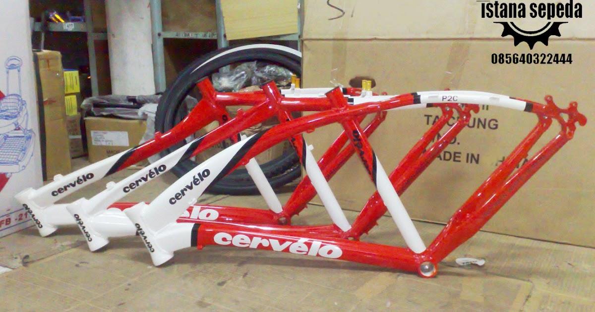 Istana Sepeda Frame Cervelo P2C Murah Cuma Rp.740.000