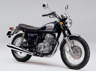 2016 Yamaha SR400 side images