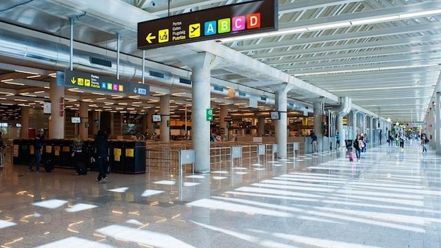 Aeroporto de Maiorca