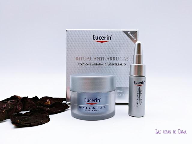 Hyalluron Filler Eucerin dermocosmética cuidado facial skin care beauty hidratacion arrugas antiedad belleza farmacia