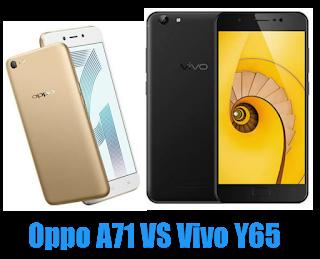 Review Hp oppo A71 VS vivo Y65 [Mana yang paling gahar]