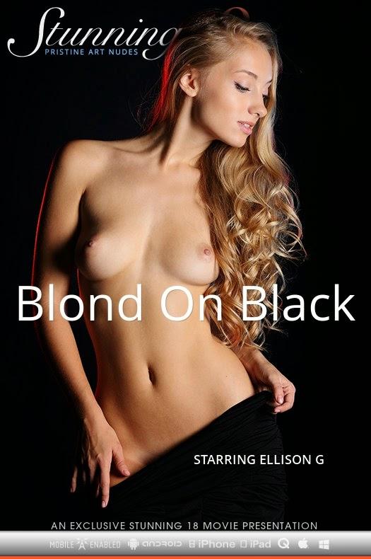 Imkunning1l 2015-01-13 Ellison G - Blond On Black (HD Video) 02120