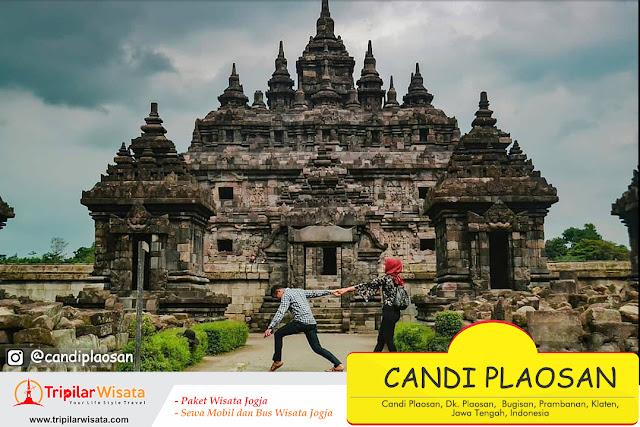 Wisata Candi Plaosan Prambanan