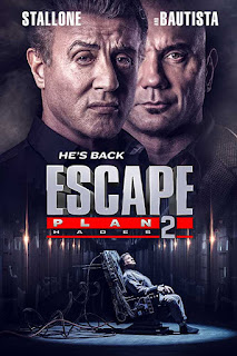 Escape Plan 2: Hades (2018) : Dual Audio English & Hindi : BluRay-RIP 720p 480p : Subtitle – English