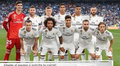 Daftar Pemain Real Madrid Terbaru