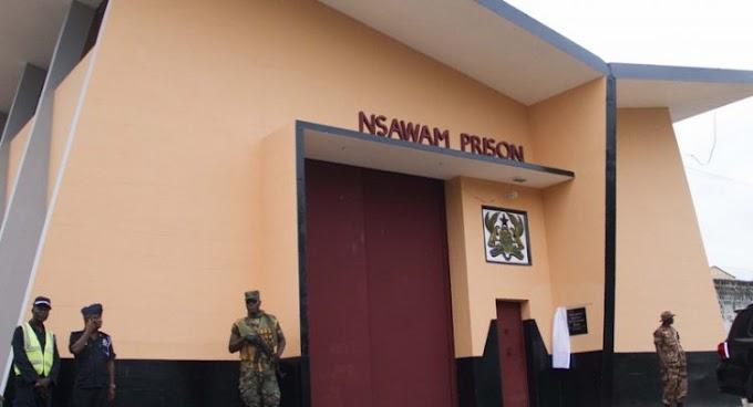 Montie FM Trio Taken To Nsawam Prison