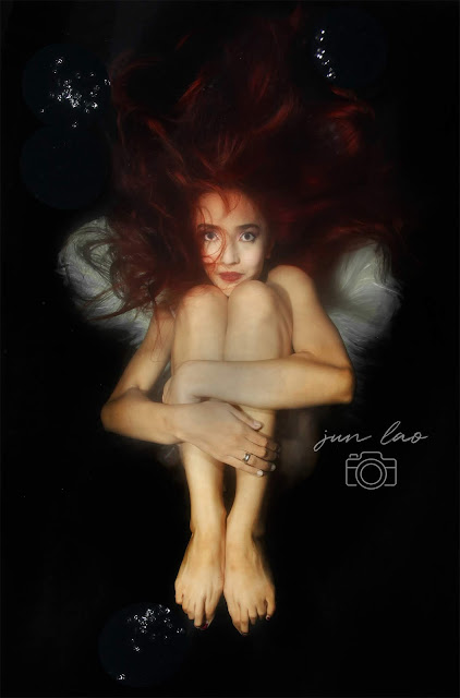 Underwater Photography, Underwater Models, Underwater Magic