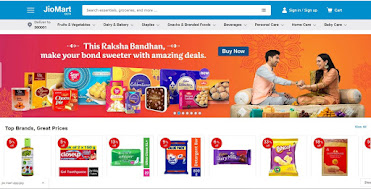 Desh Ki Nay Dukan: Reliance Jio mart App Launch