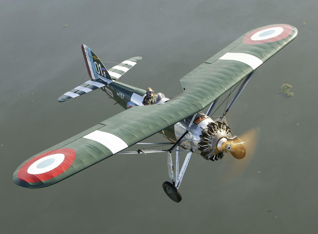 Vanha Lentokone