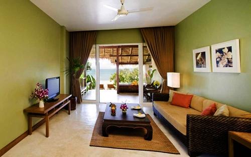 Pilihan Warna Cat Dinding yang Cantik Untuk Ruang Tamu