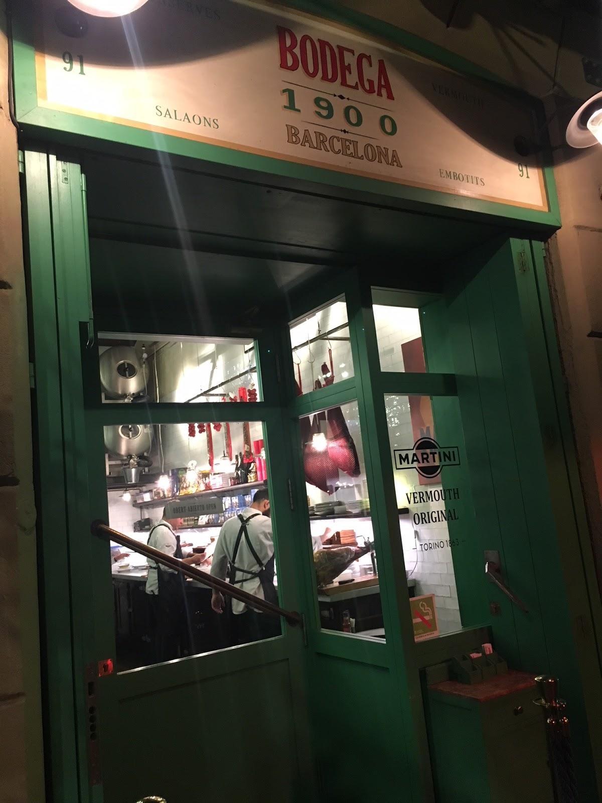 The Food Seeker Bodega 1900 L Eixample Barcelona Spain  # Muebles Duk Oiartzun