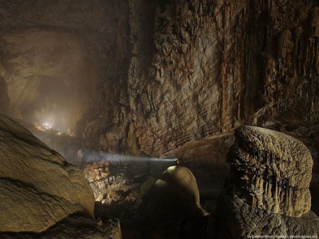 Son Doong Cave, Phong Nha Ke Bang National Park, Qu'ng Provinsi Bình, Vietnam