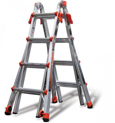 Little Giant Velocity Aluminum Ladder