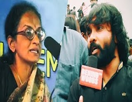 FREE-SEX: Snehan slams Radha Rajan for her remark | Jallikattu Issue!