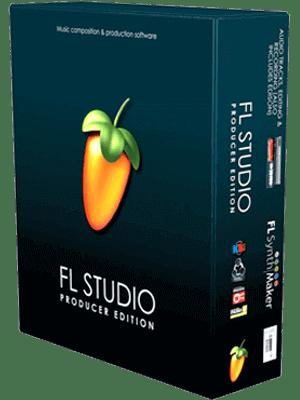 FL Studio Producer Edition Box Imagen