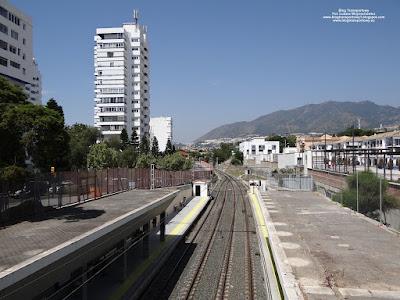 Cercanías Málaga, Benálmadena-Arroyo de la Miel