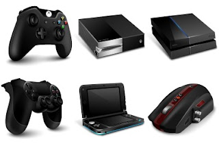 Gadget game PC dan game Console