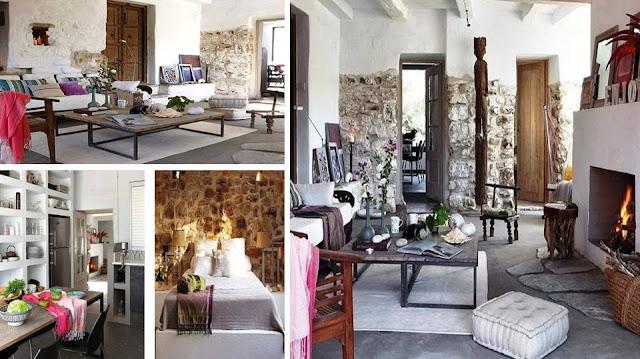 Charming Spanish House Design