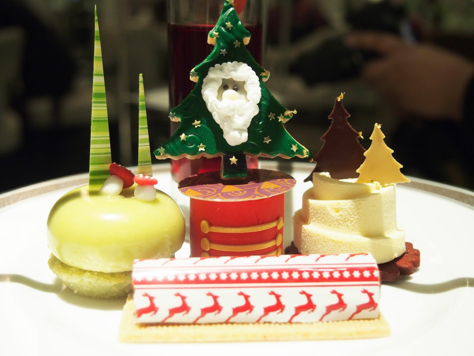 Nutcracker Festive Afternoon Tea At The Langham Hotel