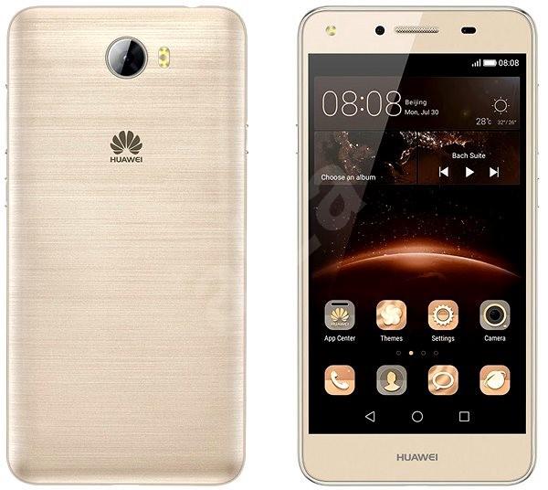 Huawei Y5 (II) come condividere video e foto su facebook, WhatsApp, e-mail e social