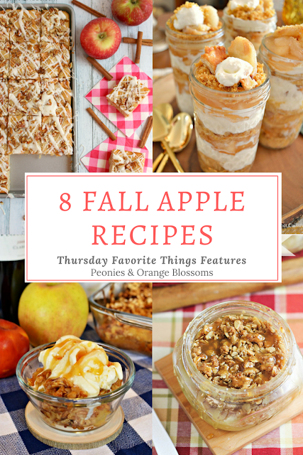 8 Fall Apple Recipes to Try Now!