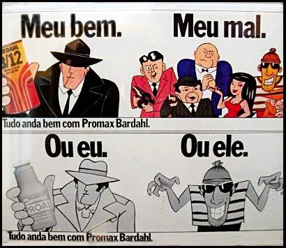 Bardahl.  propaganda anos 70. propaganda carros anos 70. reclame anos 70. Oswaldo Hernandez..