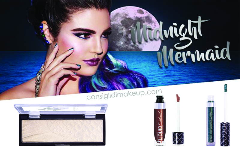 collezione limited edition wet'n'wild midnight mermaid