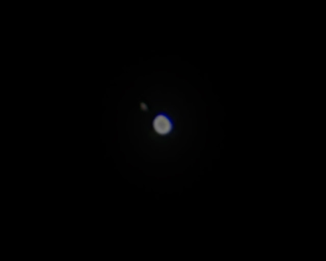 Image of Jupiter with 300mm telephoto (Source: Palmia Observatory)