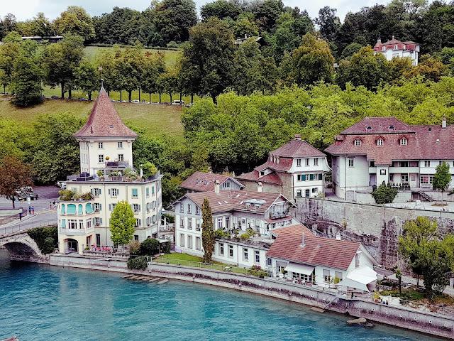 Berna Suíça, melhor época