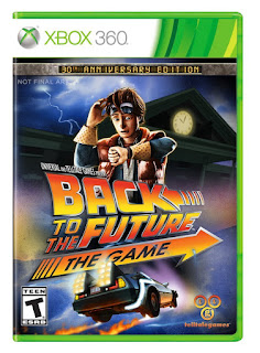 Back to the Future The Game (XBOX360) 2015