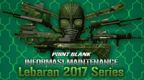 Informasi Maintenance PB Garena 20 Juni 2017 Seri Lebaran