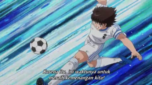Captain Tsubasa 2018 Episode 42 Subtitle Indonesia